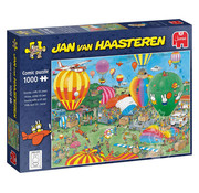 Jumbo Jumbo Hooray, Miffy 65 Years Puzzle 1000pcs
