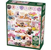 Cobble Hill Puzzles Cobble Hill Donut Time Puzzle 1000pcs