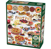 Cobble Hill Puzzles Cobble Hill Pie Time Puzzle 1000pcs
