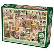 Cobble Hill Puzzles Cobble Hill Carl Larsson Puzzle 1000pcs