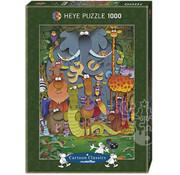 Heye Heye Cartoon Classics Photo Puzzle 1000pcs