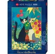 Heye Heye Flowerbed Puzzle 1000pcs