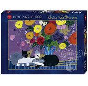 Heye Heye Sleep Well! Puzzle 1000pcs