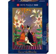 Heye Heye Lilies Puzzle 1000pcs