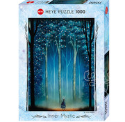 Heye Heye Inner Mystic, Forest Cathedral Puzzle 1000pcs