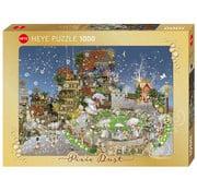 Heye Heye Pixie Dust, Fairy Park Puzzle 1000pcs