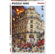 Piatnik Piatnik Fire Brigade Puzzle 1000pcs