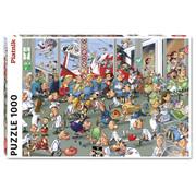 Piatnik Piatnik Accidents and Emergencies Puzzle 1000pcs