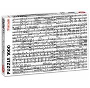 Piatnik Piatnik Musical Notes Puzzle 1000pcs