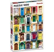 Piatnik Piatnik Doors Puzzle 1000pcs