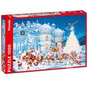 Piatnik Piatnik Toy Factory Puzzle 1000pcs
