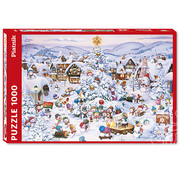 Piatnik Piatnik Christmas Choir Puzzle 1000pcs