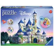 Ravensburger Ravensburger 3D Disney Castle Puzzle 216pcs