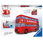 Ravensburger Ravensburger 3D London Bus Puzzle 244pcs