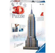 Ravensburger Ravensburger 3D Empire State Building Puzzle 216pcs