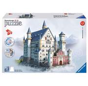 Ravensburger Ravensburger 3D Neuschwanstein Castle Puzzle 309pcs