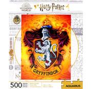 Aquarius Aquarius Harry Potter - Gryffindor Puzzle 500pcs