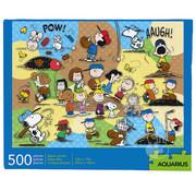 Aquarius Aquarius Peanuts Baseball Puzzle 500pcs