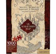 Aquarius Aquarius Harry Potter - Marauder's Map Puzzle 1000pcs