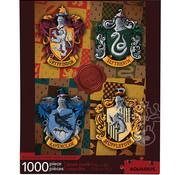Aquarius Aquarius Harry Potter - Crests Puzzle 1000pcs