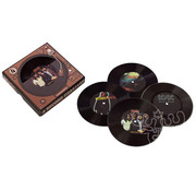 Aquarius AC/DC Coasters