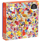 Galison Galison Infinite Bloom Puzzle 500pcs