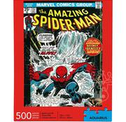 Aquarius Aquarius Marvel The Amazing Spider-Man Cover Puzzle 500pcs