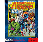 Aquarius Aquarius Marvel Avengers Cover Puzzle 500pcs