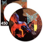Aquarius Aquarius David Bowie Let's Dance Round Picture Disc Puzzle 450pcs