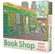 Gibbs Smith Gibbs Smith Book Shop Puzzle 1000pcs