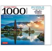 Tuttle Tuttle Balinese Temple Puzzle 1000pcs