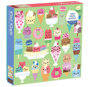 Mudpuppy Mudpuppy Cat Cafe Puzzle 500pcs