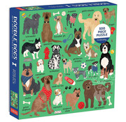 Mudpuppy Mudpuppy Doodle Dogs and Other Mixed Breeds Puzzle 500pcs