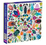 Mudpuppy Mudpuppy Kaleido-Beetles Puzzle 500pcs