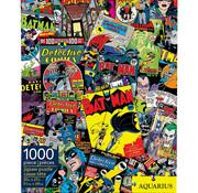 Aquarius Aquarius DC Comics - Batman Collage Puzzle 1000pcs
