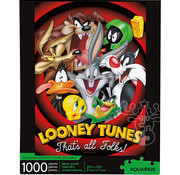 Aquarius Aquarius Looney Tunes - That's all Folks Puzzle 1000pcs