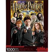 Aquarius Aquarius Harry Potter - Collage Puzzle 1000pcs