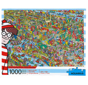 Aquarius Aquarius Where's Waldo - Dinosaurs Puzzle 1000pcs