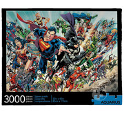 Aquarius Aquarius DC Comics Cast Puzzle 3000pcs