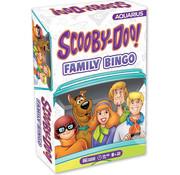 Aquarius Scooby-Doo Family Bingo