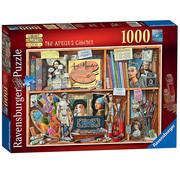Ravensburger Ravensburger The Artist's Cabinet Puzzle 1000pcs
