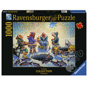 Ravensburger Ravensburger Ice Fishing Puzzle 1000pcs