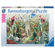 Ravensburger Ravensburger Secret Garden Puzzle 1000pcs