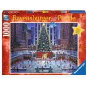 Ravensburger Ravensburger NYC Rockefeller Center Christmas Puzzle 1000pcs