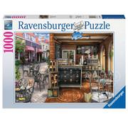 Ravensburger Ravensburger Quaint Cafe Puzzle 1000pcs