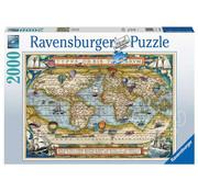 Ravensburger Ravensburger Around the World Puzzle 2000pcs