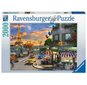 Ravensburger Ravensburger Paris Sunset Puzzle 2000pcs
