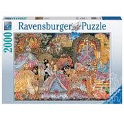 Ravensburger Ravensburger Cinderella Puzzle 2000pcs