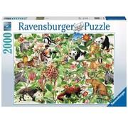 Ravensburger Ravensburger Jungle Puzzle 2000pcs