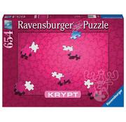 Ravensburger Ravensburger Krypt Pink Puzzle 654pcs